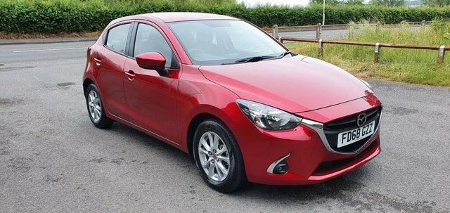 2019 Mazda Mazda2 1.5 SE-L+ (68 reg)