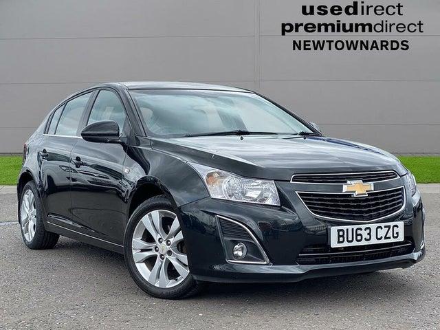2013 Chevrolet Cruze 1.8 LTZ (141ps) Nav (63 reg)