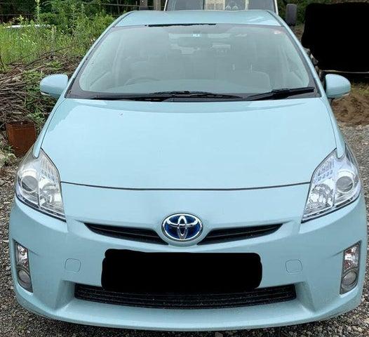 2011 Toyota Prius (11 reg)