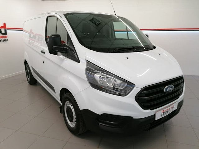 2019 Ford Transit Custom 2.0TDCi 300 L1H1 (105PS)(EU6) Panel Van (68 reg)