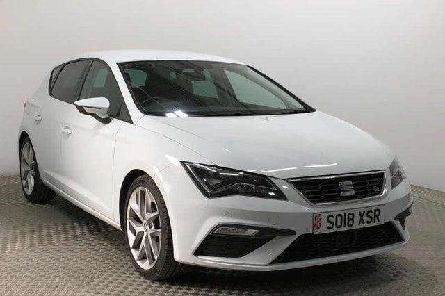 2018 Seat Leon 2.0TDI FR Technology (184ps) Hatchback 5d (SZ reg)