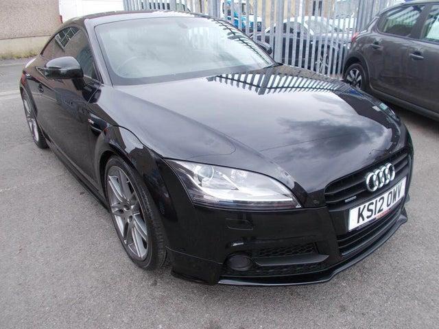 2012 Audi TT Coupe 2.0TD Black Edition quattro (UZ reg)