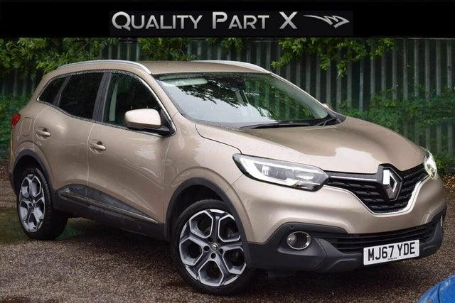 2018 Renault Kadjar 1.2 TCe Dynamique S Nav (s/s) (67 reg)