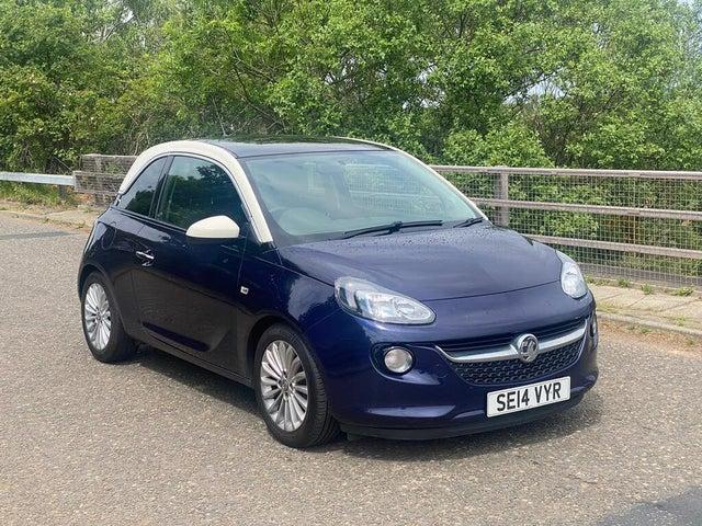 2014 Vauxhall ADAM 1.4 GLAM (87ps) (L0 reg)