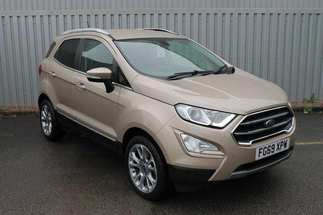 2019 Ford EcoSport 1.0T Titanium (125ps) (69 reg)