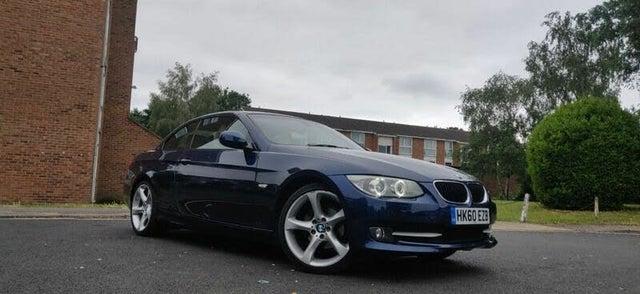 2011 BMW 3 Series 2.0 320i SE Convertible 2d 1995cc (AD reg)