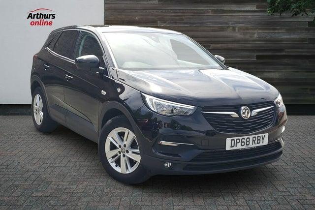 2019 Vauxhall Grandland X 1.2 SE (VZ reg)