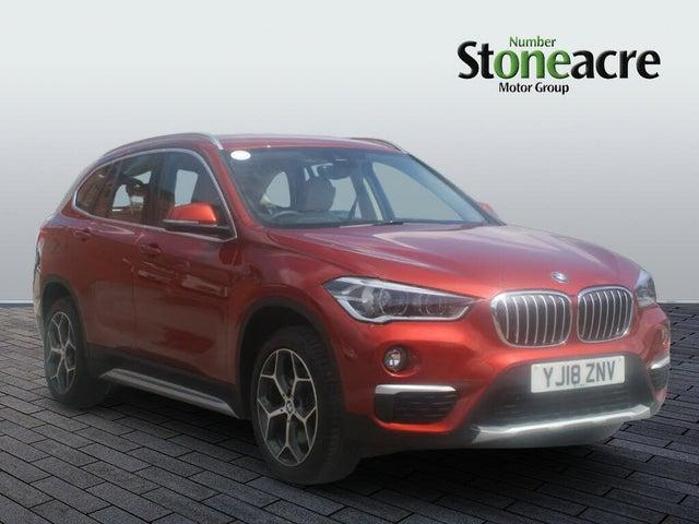 2018 BMW X1 2.0 xDrive20i xLine (18 reg)