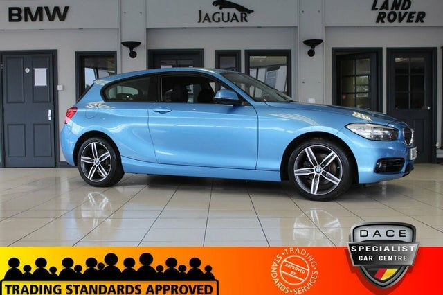 2018 BMW 1 Series 2.0TD 120d Sport 3d (A1 reg)