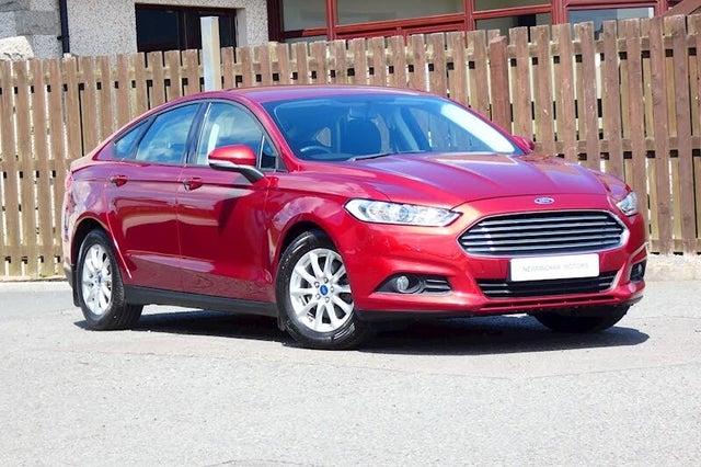 2016 Ford Mondeo (65 reg)