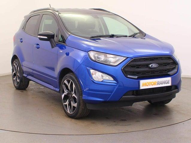 2018 Ford EcoSport 1.0T ST-Line (140ps) (01 reg)