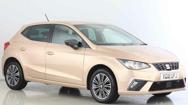 2018 Seat Ibiza 1.0 XCELLENCE (18 reg)