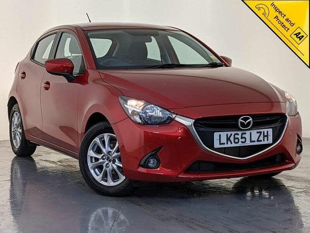 2015 Mazda Mazda2 1.5 SE-L (75ps) (65 reg)
