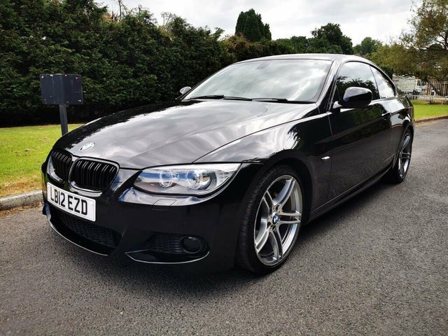 2012 BMW 3 Series 2.0TD 320d Sport Plus Coupe 2d auto (12 reg)