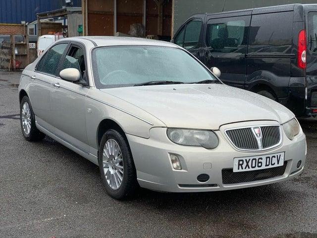 2005 Rover 75 2.0TD Classic CDTi (RR reg)