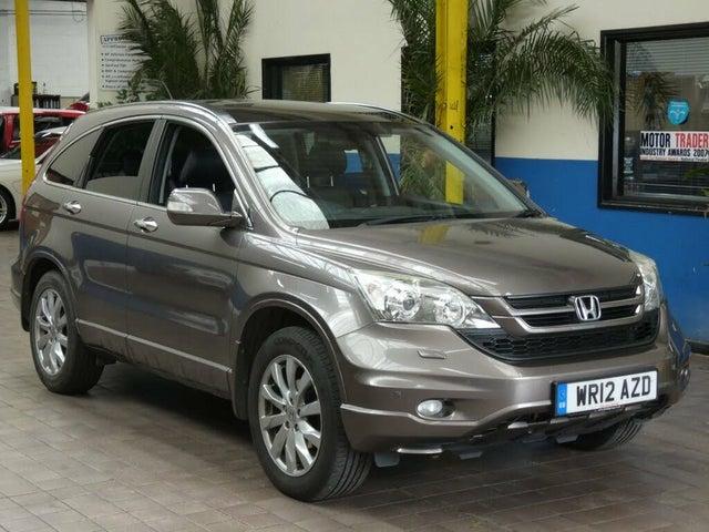2012 Honda CR-V 2.2TD EX (Advanced Safety Pk) (12 reg)
