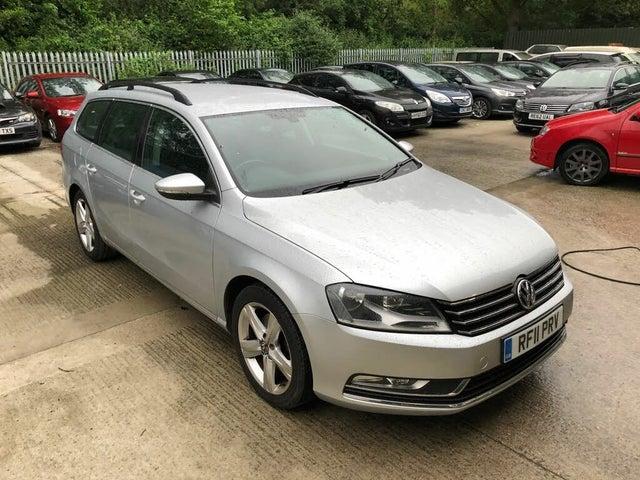2011 Volkswagen Passat 2.0TD SE Estate 5d (11 reg)