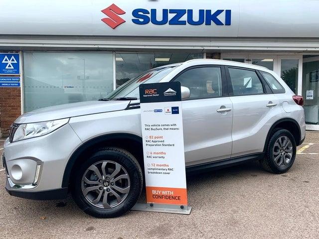 2019 Suzuki Vitara (ML reg)