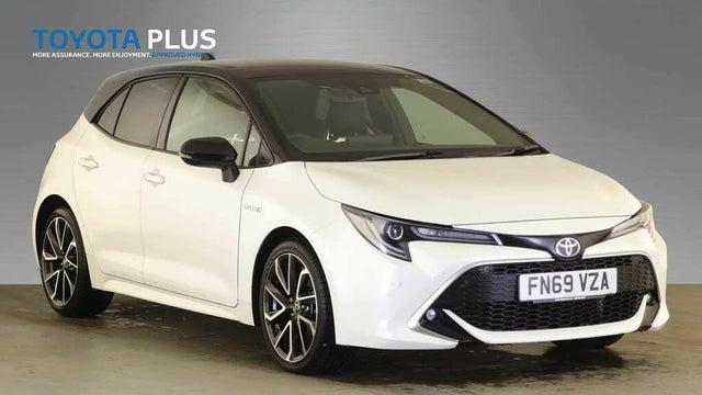 2020 Toyota Corolla 2.0 VVT-i Excel (TRK) Hatchback (69 reg)