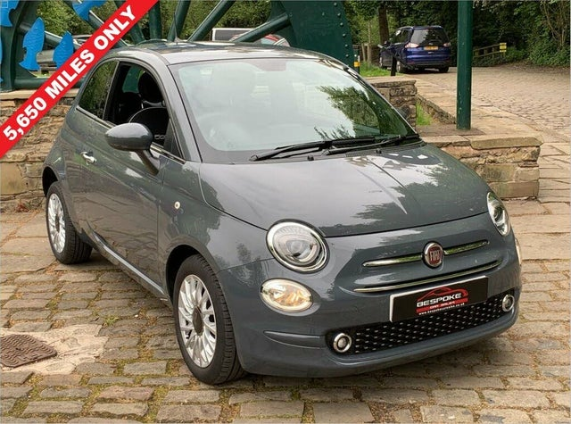 2019 Fiat 500 1.2 LOUNGE (s/s) Dualogic (A3 reg)
