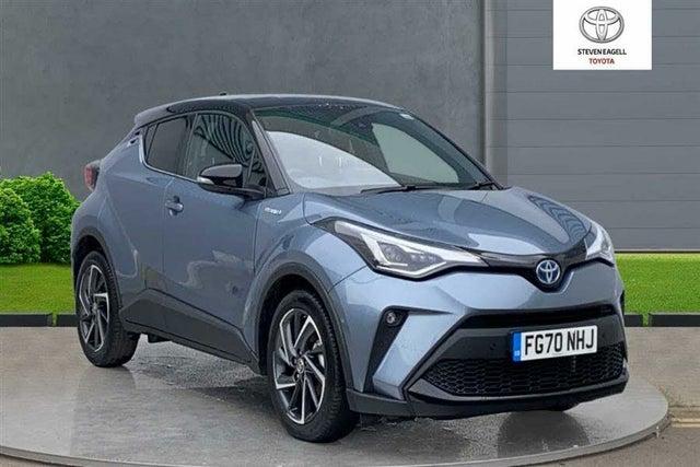 2020 Toyota C-HR 2.0 VVT-i Dynamic (70 reg)