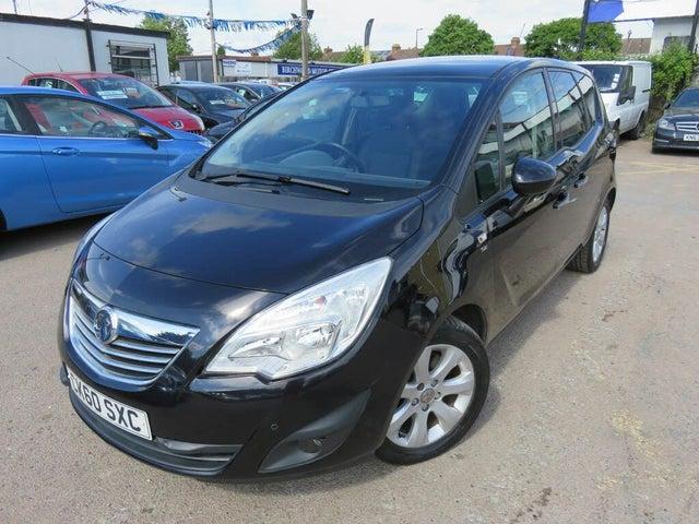 2011 Vauxhall Meriva 1.7TD SE (100ps) (a/c) auto (60 reg)