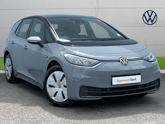 2021 Volkswagen ID.3 E Life (204ps) Performance (21 reg)