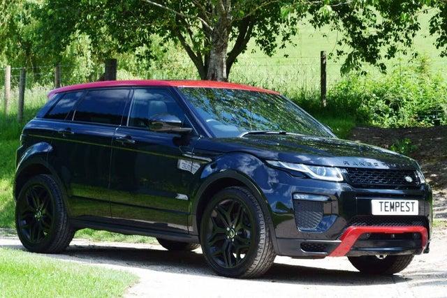 2016 Land Rover Range Rover Evoque 2.0Td4 Ember Special Edition (LV reg)