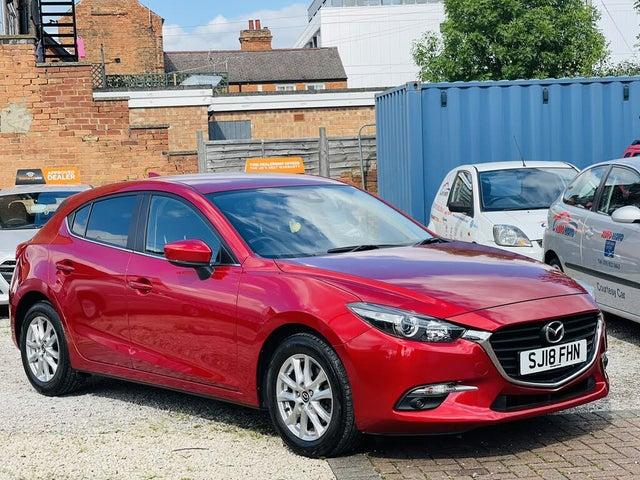 2018 Mazda Mazda3 2.0 SE-L Nav Hatchback 5d (18 reg)