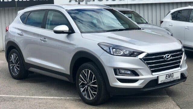 2019 Hyundai Tucson 1.6 GDi Premium (AJ reg)