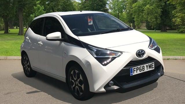 2019 Toyota AYGO 1.0 VVT-i x-Plore (DK reg)