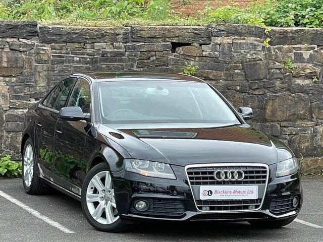 2011 Audi A4 2.0TD Technik (136ps) (UZ reg)