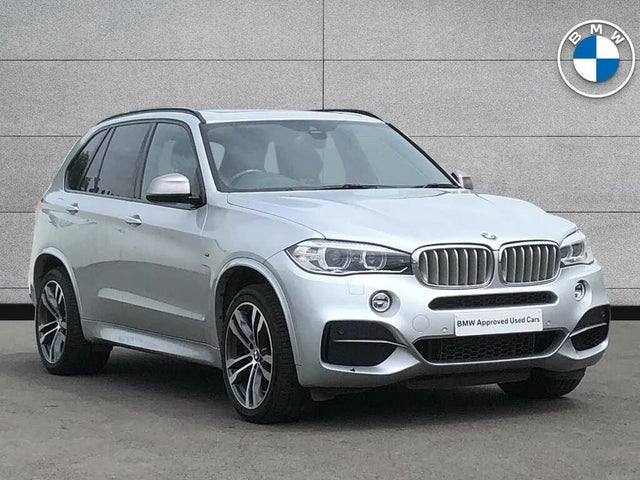 2017 BMW X5 3.0TD M50d Auto (AK reg)