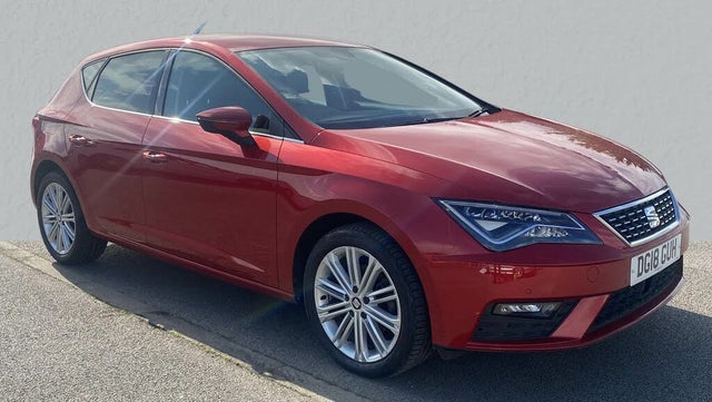 2018 Seat Leon 1.4 EcoTSI XCELLENCE Technology Hatchback (SZ reg)