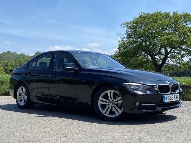 2014 BMW 3 Series 2.0TD 318d Sport Saloon 4d (63 reg)