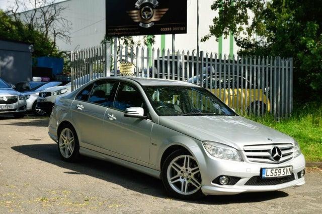 2009 Mercedes-Benz C-Class 2.1TD C250 CDI Sport Saloon 4d auto (59 reg)