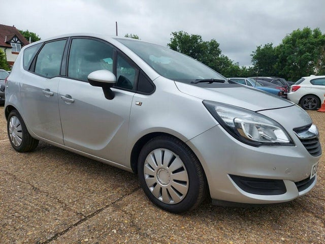 2014 Vauxhall Meriva 1.7CDTi Exclusiv (a/c) (64 reg)