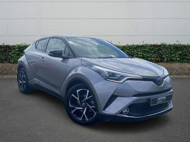 2017 Toyota C-HR 1.8 VVT-i Dynamic (66 reg)