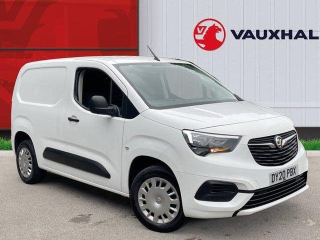2020 Vauxhall Combo 1.5CDTi Sportive 2300 16v (100ps)(EU6dT) L1H1 Panel (VE reg)