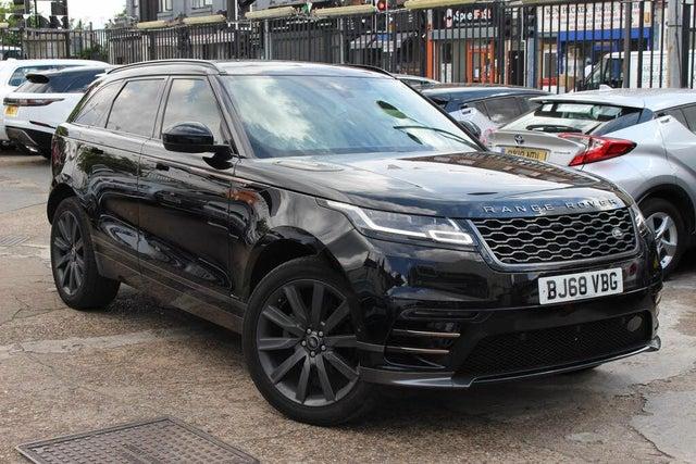 2018 Land Rover Range Rover Velar 2.0 D180 R-Dynamic HSE (s/s) (LY reg)