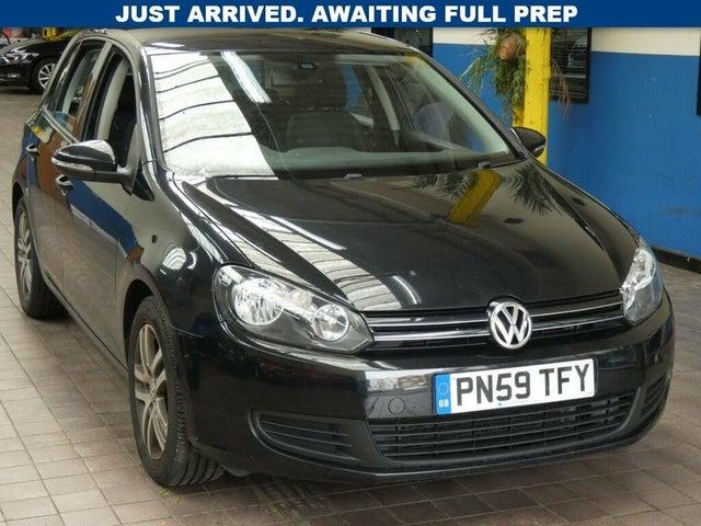 2009 Volkswagen Golf 2.0TD SE (140ps) Hatchback 5d (59 reg)