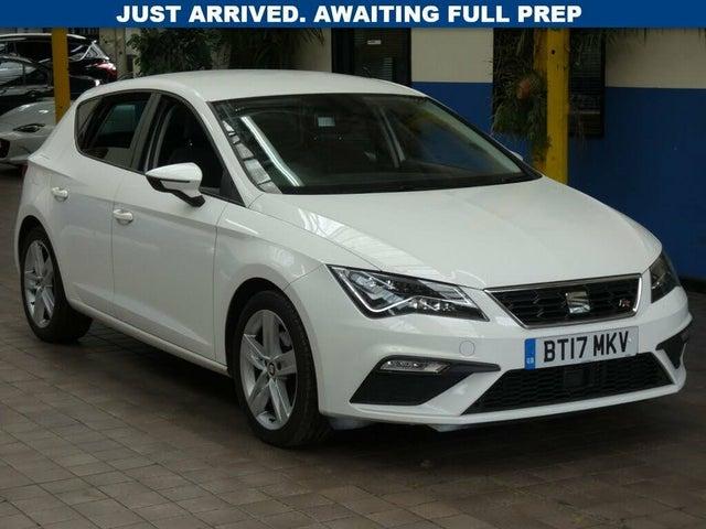 2017 Seat Leon 1.4 EcoTSI FR Technology Hatchback 5d (17 reg)