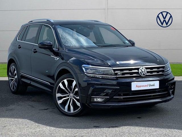 2018 Volkswagen Tiguan 2.0TDI R-Line (150ps) 4Motion (s/s) DSG (18 reg)