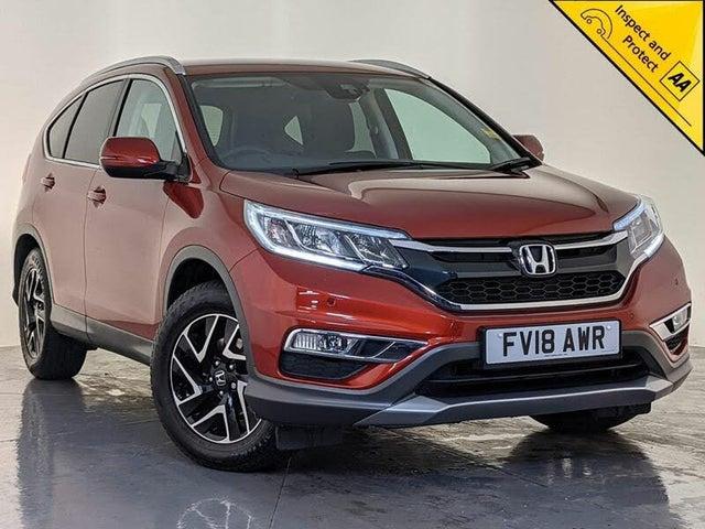 2018 Honda CR-V 1.6i-DTEC SE Plus Navi (120ps) (2wd)(s/s) (18 reg)
