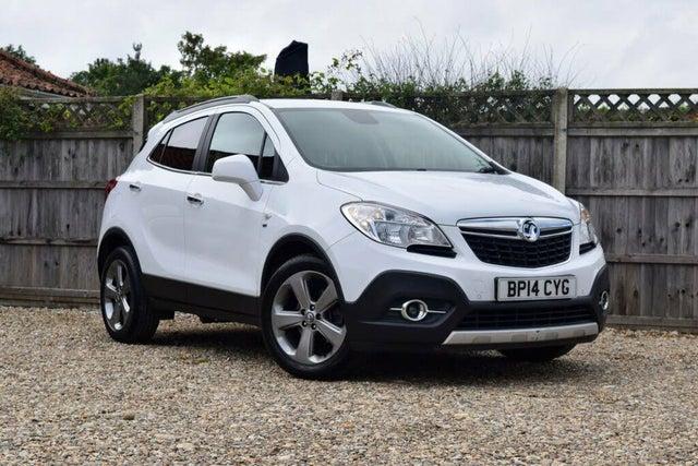 2014 Vauxhall Mokka 1.4 SE Turbo (s/s) Auto (14 reg)