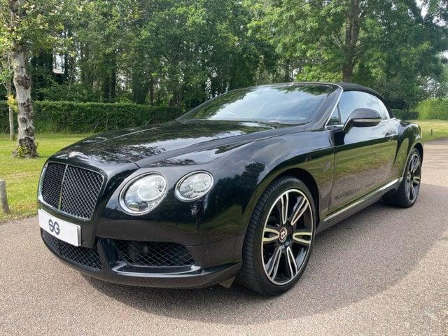2015 Bentley Continental 4.0 GT V8 Convertible (BG reg)