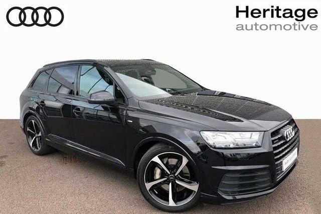 2018 Audi Q7 3.0TDI quattro Black Edition (18 reg)