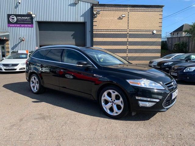 2012 Ford Mondeo 2.0TD Titanium (163ps) Estate (62 reg)
