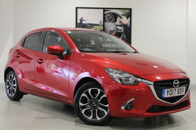 2017 Mazda Mazda2 1.5 Sport (Nav) (90ps) Auto (17 reg)