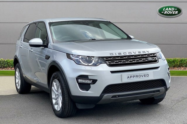 2017 Land Rover Discovery Sport 2.0Td4 SE Tech (182ps) SUV Auto (LC reg)